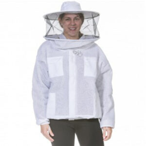 Bee Jacket with Fencing Veil