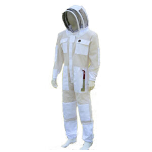 Bee Suit With Ventilation Veil